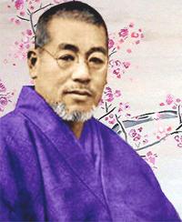Reiki founder Master Mikao Usui